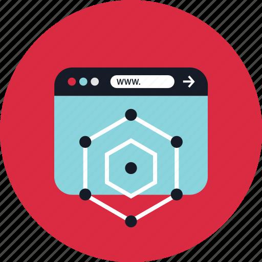 browser, server, web, www icon