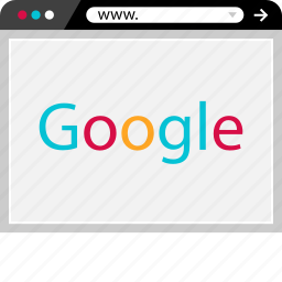 browser, engine, finde, google, online, search, web icon