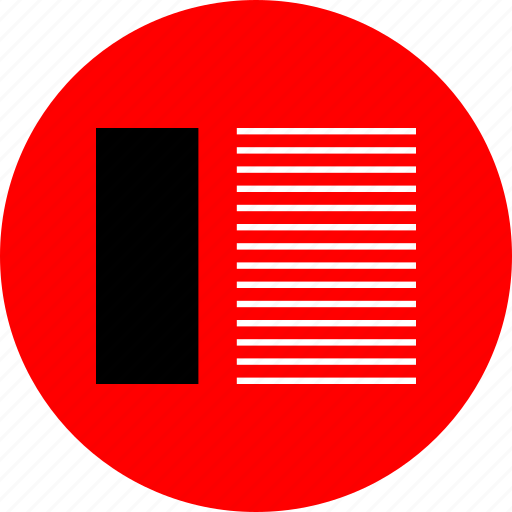 design, designer, layout icon