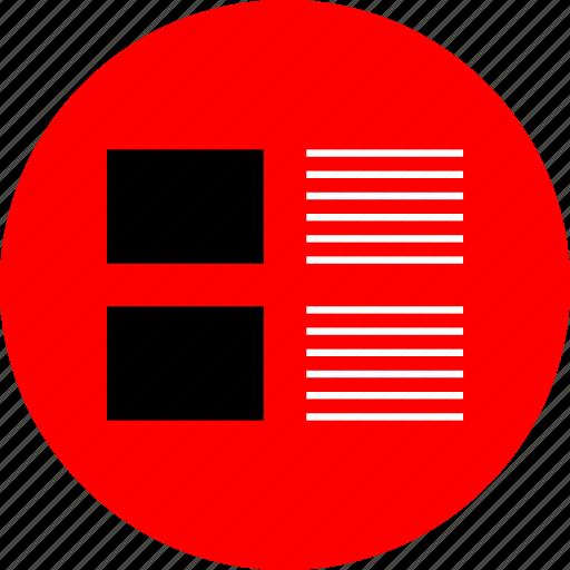 design, news, web icon