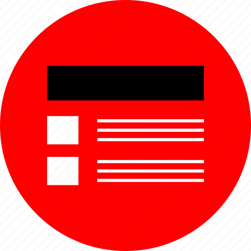 abstract, designer, web icon