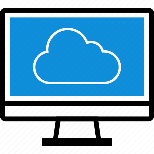 cloud, computing, web icon