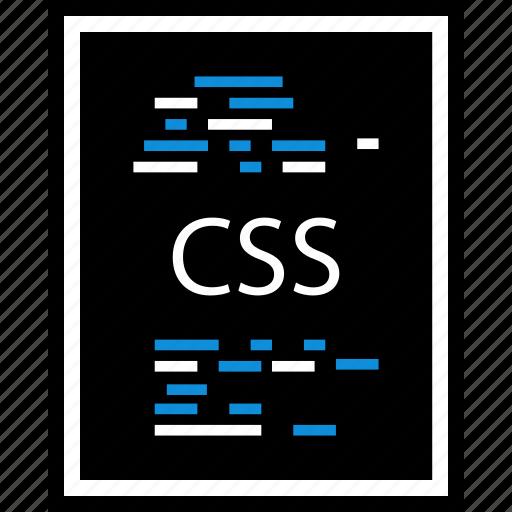 css, development, page, web icon