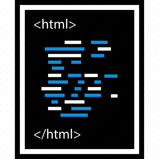 development, html, programed, web icon