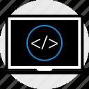development, laptop, web