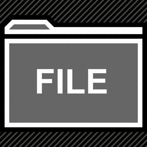 archive, file, name icon