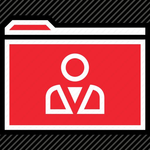 archive, profile, user icon