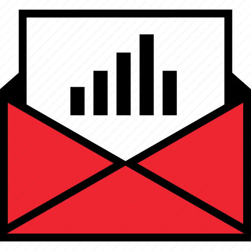 bars, email, mail, seo icon