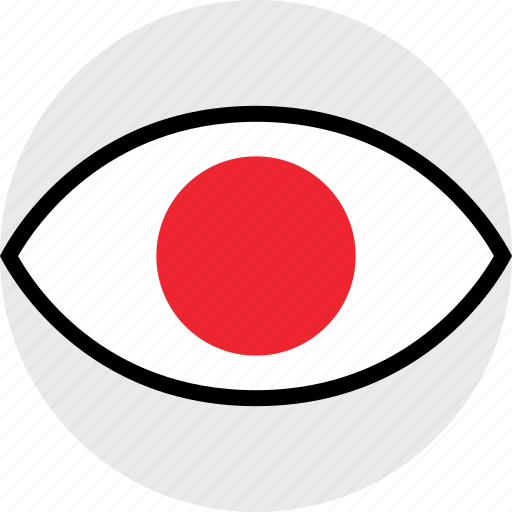 eye, find, look, seo icon