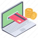 e payment, ecommerce, online payment, safe payment, secure payment icon