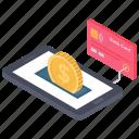 ebanking, mcommerce, money transfer, online banking, online transfer icon