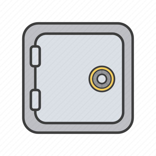 bank, deposite, peter, safe, secure, storage, strongbox icon