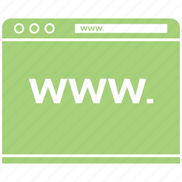 browsing, http, search, website, www icon