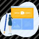 coding, content, development, programming, seo, social, website
