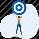 aim, business, focus, goal, marketing, seo, target