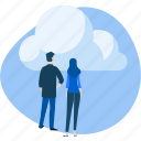 business, cloud, computing, data, database, network, storage