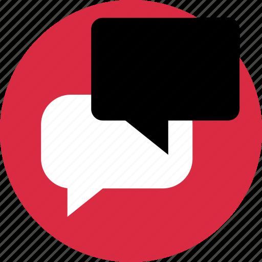bubble, conversation, pop, up icon