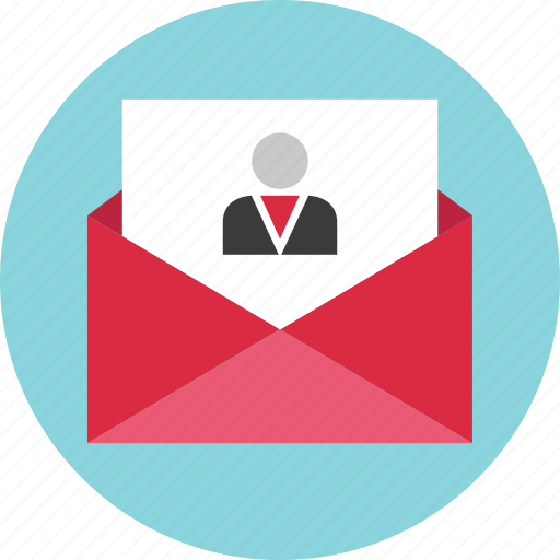 boss, email, mail, person, profile, staff, user icon