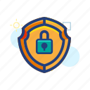 key, lock, locked, protect, safety, secure, security icon