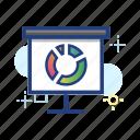 analysis, analytics, chart, diagram, graph, pie chart, statistics icon