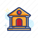 bank, banking, cash, finance, payment icon