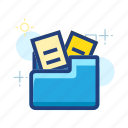 archive, data, document, file, file type, folder, format icon