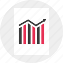 analytics, business, data, stock icon