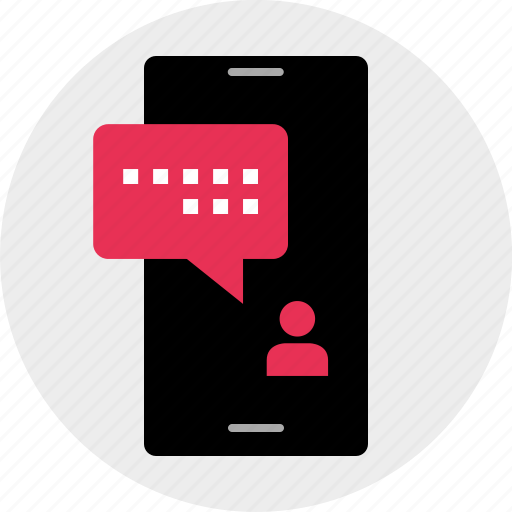chat, facebook, messenger, talk icon