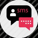 chat, data, talk