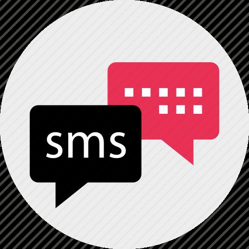 chat, online, talk, web icon