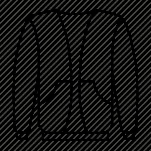 clothes, fashion, jacket, man, shopping icon