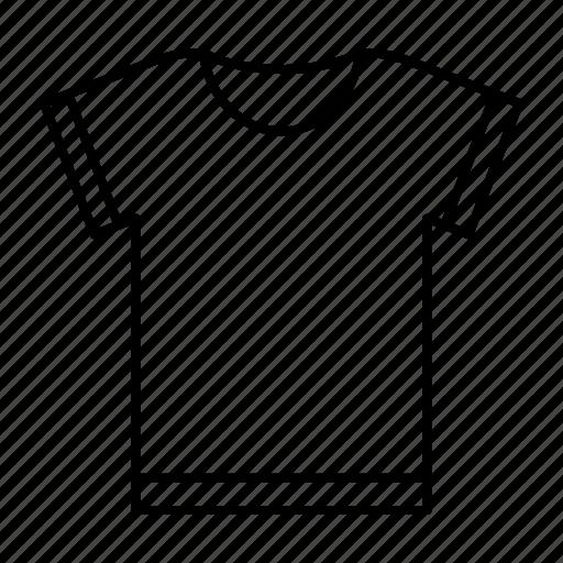 apparel, clothing, menswear, shopping, short sleeves, t-shirt icon