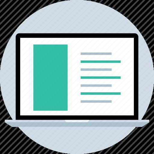 data, design, web icon