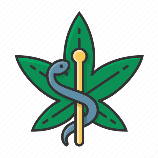 cannabis, marijuana, medicinal, pot, weed icon