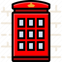 england, london, phone booth, phone box, red phone box, united kingdom icon