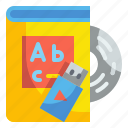 drive, dvd, education, flashdrive, multimedia, storage, usb icon