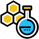 chemical, class, education, lab, learn, physics, science icon