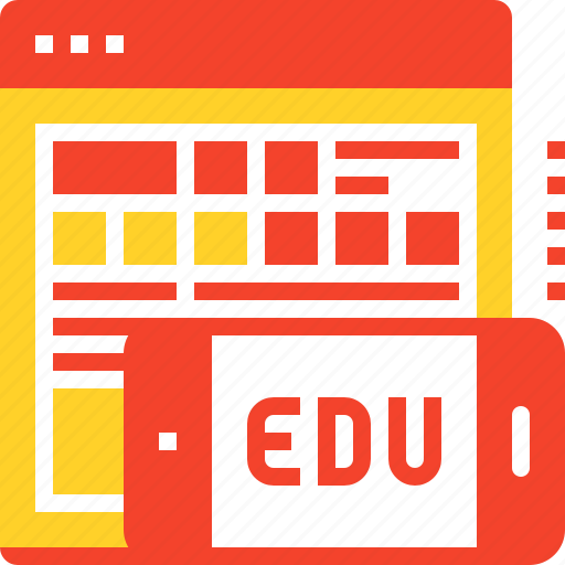 app, application, education, mobile, online, software, web icon