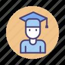 fresh graduate, graduate, graduation, student