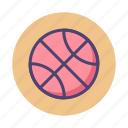 ball, basketball, sports