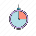achieve, achievement, deadline, time, timer icon