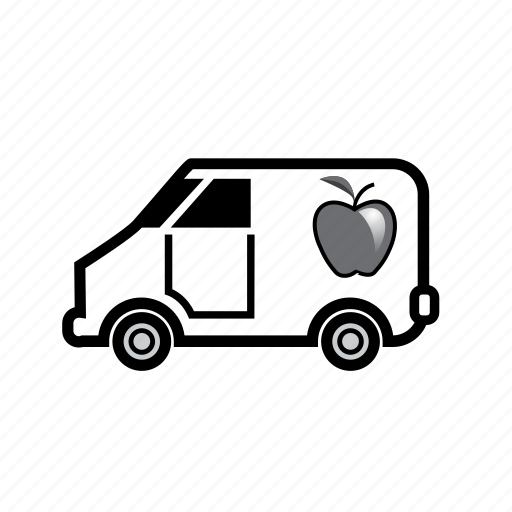 delivery, fast food, food, fresh, healthy, online, order icon