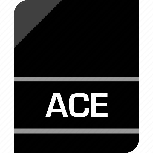 ace, epic, extension, file icon