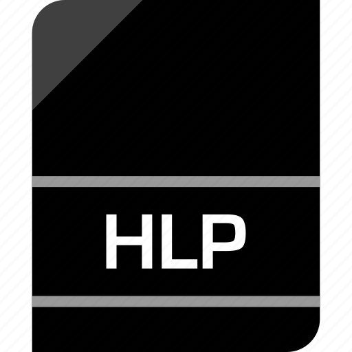 epic, extension, file, hlp icon
