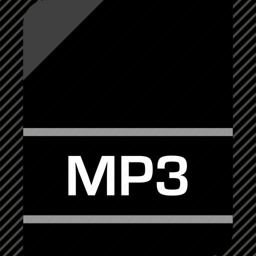 epic, extension, file, mp3 icon