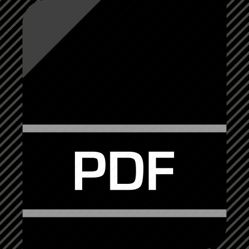 epic, extension, file, pdf icon