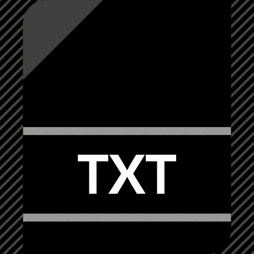 epic, file, space, txt icon