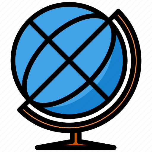Globe, world, earth, global icon - Download on Iconfinder
