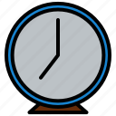 clock, time, alarm, schedule