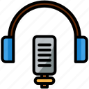 podcast, online learning, mic, microphone